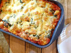 Vegetarian Recepies, Veggie Recipes, Pasta Recipes, Dinner Recipes, Healthy Recipes, Vegas, Good Food, Yummy Food, Oven Dishes