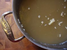 Dad Cooks Dinner: Pressure Cooker Chicken Stock
