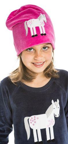 Meandi :one pony hat