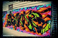 Graffiti Brooklyn NY http://genesisas.com