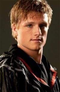 Peeta Mellark. Hunger Games  // okay, I'm done ;)