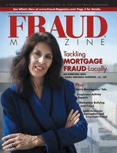 Trova Conkling che sfoglia vecchi numeri della rivista «Fraud».