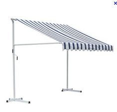 awning for over a dessert buffet or candy bar...easy enough to do with a couple pieces of PVC