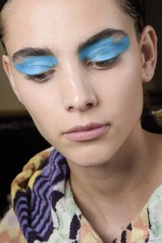 Missoni Spring 2016 Ready-to-Wear Fashion Show Beauty