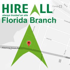 Hire All hires out a wide variety of equipment. From small, medium, and big plant - Hire All has it all. Big Plants, Florida, Street, Phone, Telephone, The Florida, Walkway, Mobile Phones