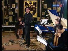 Philippe Jaroussky on 19.04.2006 ( I ) . - YouTube