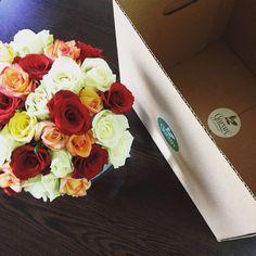 Պատրաստ է առաքման: Ready for delivery! garun.am #գարունամ #գարուն #ծաղիկների #առաքում #Երևան #Հայաստան#թարմ #վարդեր #tsaghikneri #araqum #garunam #spring #flower#delivery #Yerevan #Armenia #fresh #roses