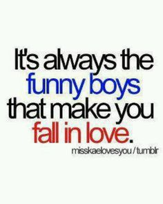 Funny boys make u fall