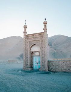 """""""A Wrinkle In Time: Grant Harder in Kashgar of XinJiang province, China for enRoute magazine (x) next summer Places Around The World, Oh The Places You'll Go, Places To Travel, Travel Destinations, Places To Visit, Around The Worlds, Beijing, Magic Places, Islamic Architecture"""