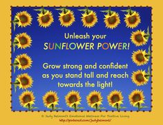 Sunflower Sayings and Quotes | Unleash your Sunflower Power!