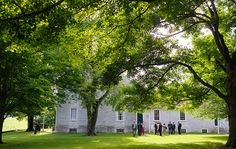 Shaker Village is a venue with endless options located in Central KY. shakervillageky.org