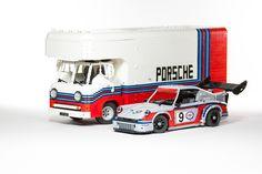 LEGO Martini Porsche Racing Set • Highsnobiety