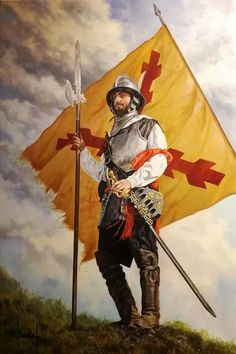 Sargento del Tercio de Martín Idiaquez - José-Ferré Clauzel.