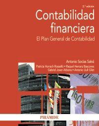 Contabilidad financiera: el Plan General de Contabilidad / Antonio Socías Salvá