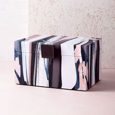 Lovely West Elm Storage Boxes