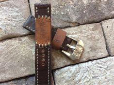 Swiss ammo watch strap