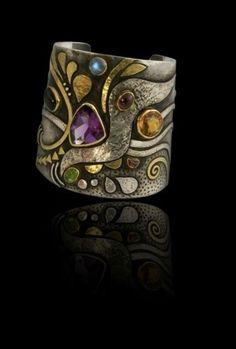 rose gold watch with pearl bracelet Modern Jewelry, Metal Jewelry, Sterling Silver Jewelry, Unique Jewelry, Silver Ring, Silver Jewellery, 925 Silver, Jewelry Crafts, Jewelry Art