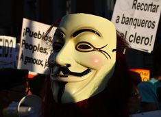The always-present mask of Guy Fawkes (the character from V for , V For Vendetta Mask, Guy Fawkes Mask, Anarchism, Anonymous, Digital Illustration, Halloween Face Makeup, Stock Photos, Guys, Fictional Characters