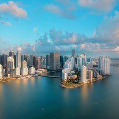 South Beach Miami, Miami Florida, South Florida, City Scapes, Downtown Miami, Beautiful Sunrise, Condos, New York Skyline, Cities
