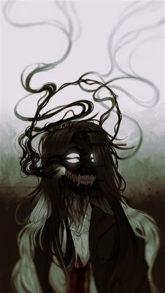 Art Tutorial and Ideas Dark Fantasy Art, Fantasy Kunst, Anime Fantasy, Creepy Drawings, Dark Art Drawings, Demon Drawings, Demon Art, Anime Demon, Monster Art