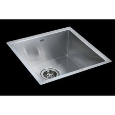 Elite Undermount/Drop In Sink 450x450x200mm | Kitchen Hardware ...