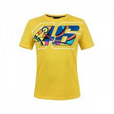 Valentino Rossi ρούχα t-shirts, καπέλα, αξεσουάρ, μπρελόκ κ.α. στο xmoto.gr Valentino Rossi Helmet, Vr46, Sportswear, T Shirt, Tees, Products, Fashion, Shirts, Motorbikes
