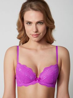 7b192504e Aliexpress.com   Buy Small Breast Fashion Ladies Women Adjustable Insert  Pad Unlined Lace Demi
