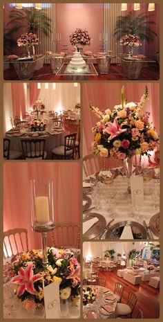 Light rose wedding - casamento rosa seco