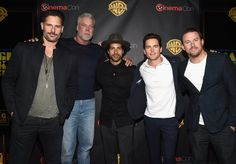 Pin for Later: These Hot Pics of the Magic Mike XXL Cast Will Jump-Start Your Day