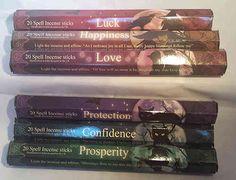 Lisa Parker Spell Incense - Prosperity