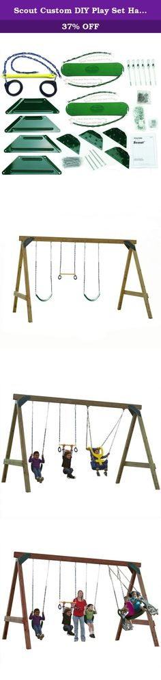 DIY Swing Set Frame Bracket Squirrel Products