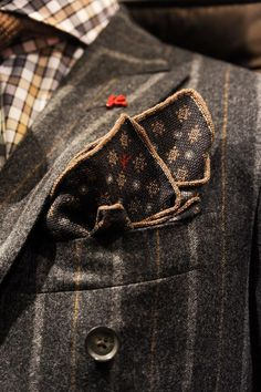 Isaia Men's A/W '15 look book - The amount of PS needs to be reduced !