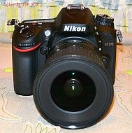 Nikon D7100 SLR Camera with Ultimate Features