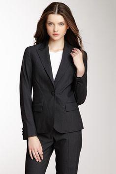 Pippa Textured Suit Jacket