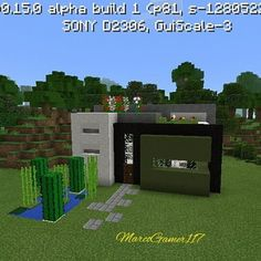 Awesome Make Furniture In Minecraft
