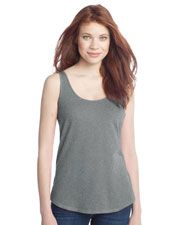 #DistrictThreads DT2500 District® Juniors #Cotton Swing #Tank at GotApparel $4.92