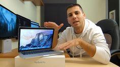 "MacBook Pro 13"" Retina Display 2015   Unboxing, Overview & Benchmarks"