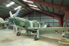 Last Original, Unrestored P-51 Mustang Offered For Sale Along With World's Largest Inventory of P-51 Engines, Parts