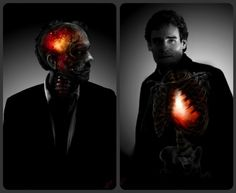 House and Wilson .. I hate what they did to Wilson... I miss House already :(