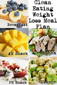 Hi everyone! Enjoy today's clean eating weight loss meal plan! #cleaneating #diet #weightlosshelp