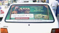 A Subway rede americana de sanduiches inicia sua terceira campanha em 2007 com a Cartaxi.      A campanha da agência Rai Comunicação com criação de Manu Moreno, destaca que na compra de um sanduiche de 30cm + um suco Minute Maid Mais, você leva um coockie grátis. A mídia circulará na cidade de Macaé durante um mês. #subway