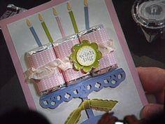 Hershey Birthday cake