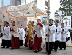 Harvesting The Fruits Of Contemplation: This Corpus Christi Let Your Eyes, Ears, Minds, Hearts and Souls Experience the Living Christ Here W...
