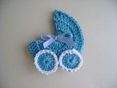 souvenir tejidos a crochet para baby shower - Buscar con Google ...