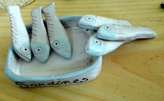 Small Fish, Ceramics Projects, Decoration, Sculpture, Vintage, Etsy, Unique Jewelry, Handmade Gifts, Hercules