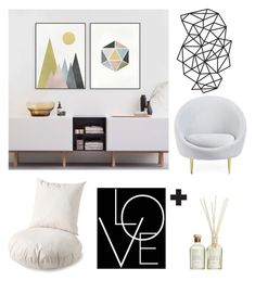 """Nordic, Scandinavian"" by zpeale ❤ liked on Polyvore featuring art"