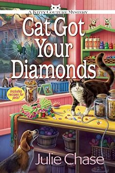Cat Got Your Diamonds: A Kitty Couture Mystery by Julie Chase http://www.amazon.com/dp/1629538426/ref=cm_sw_r_pi_dp_ioMZwb0CGAVFZ