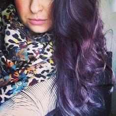 One n Only Argan Oil Hair Color 3RV Dark Red Violet Brown