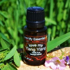 """Love My Ylang Ylang"" 100% Pure Essential Oil"