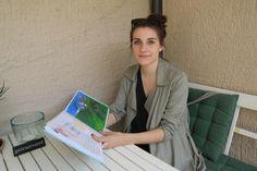 Junge Baslerin hat Erfolg mit Kinderbuch für Blinde - 20min #Basel